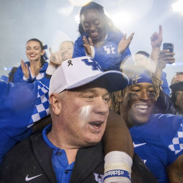 SEC fines Kentucky $100,000 for violating access policy after win over Mississippi State