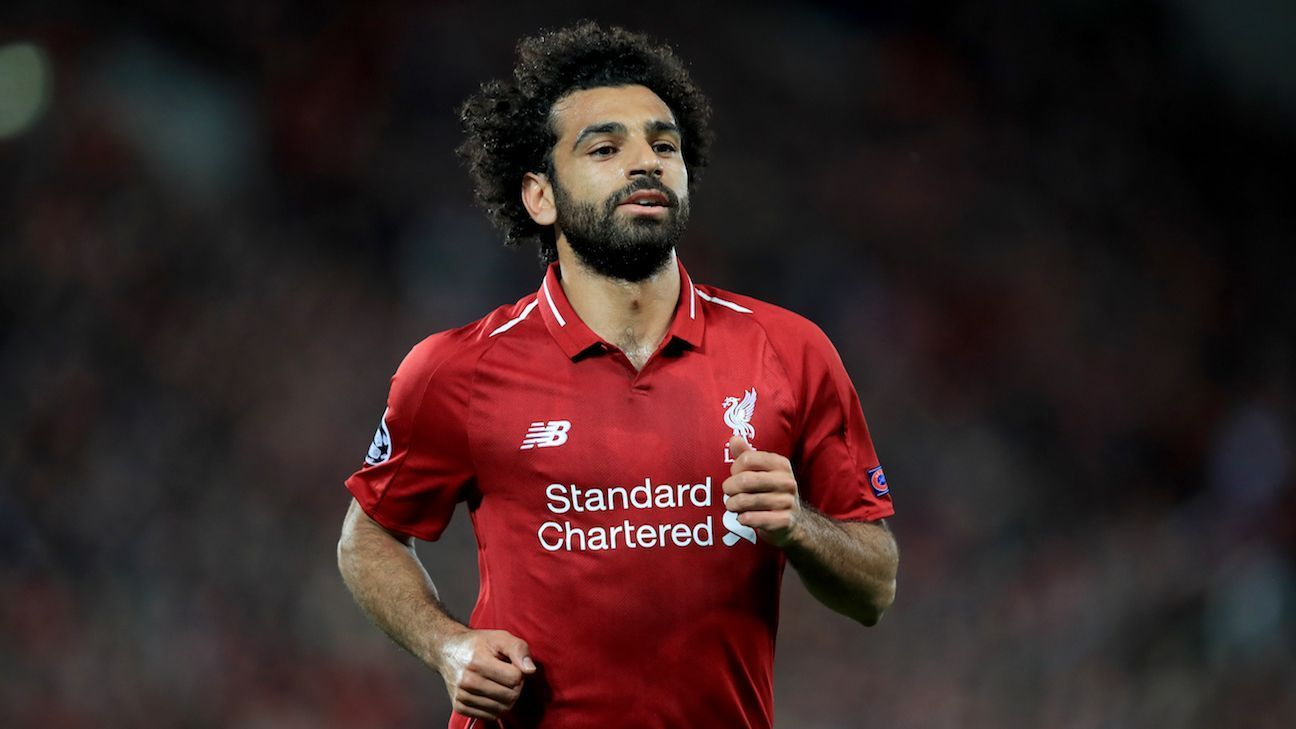 Mohamed Salah no está preocupado por la falta de gol