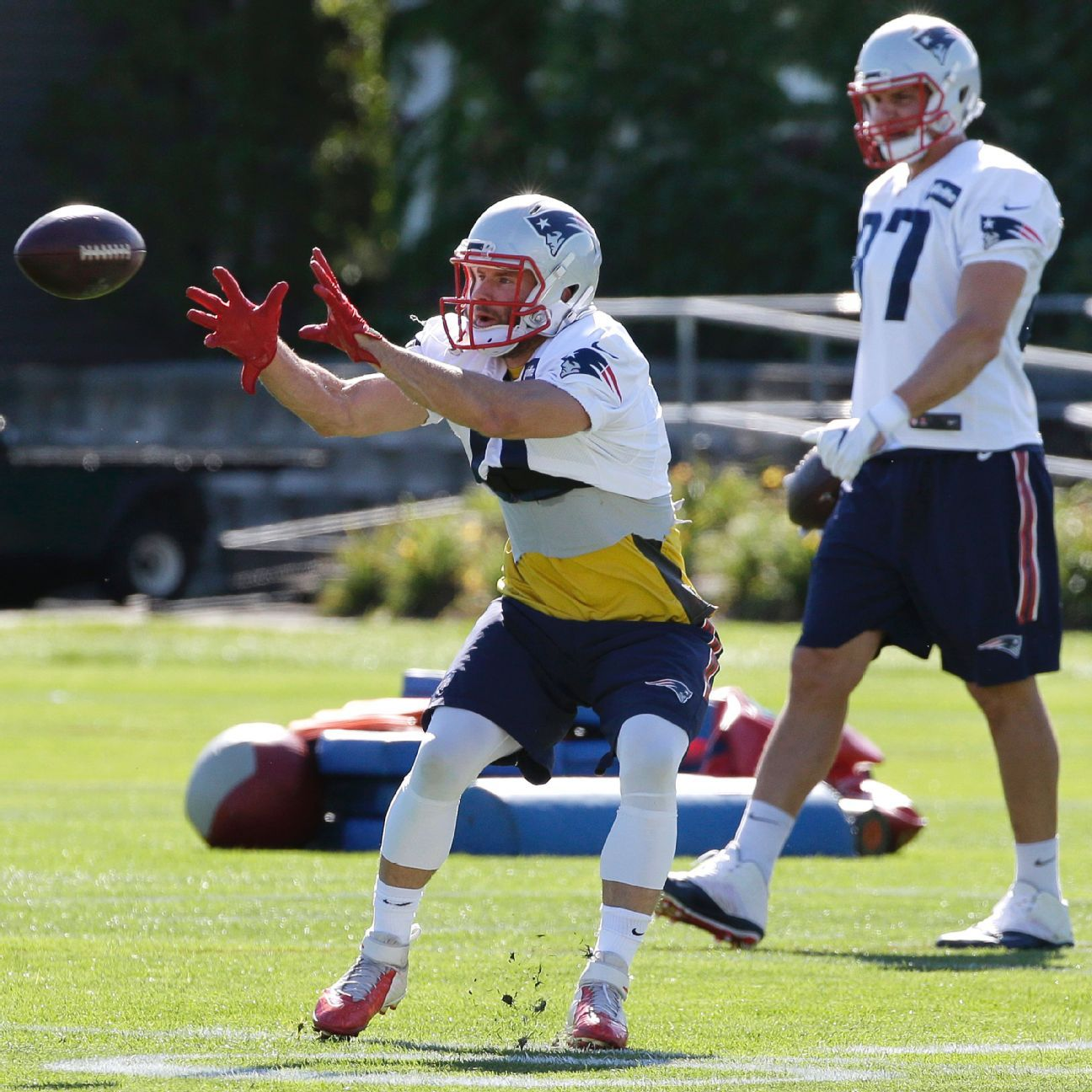 New England Patriots Wide Receiver Julian Edelman To Play Versus Indianapolis Colts