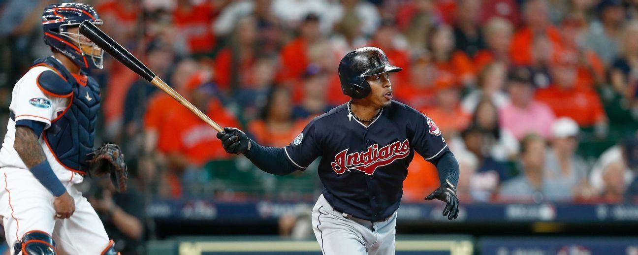 Fuente: Indios acusan a Astros de filmarlos en serie divisional