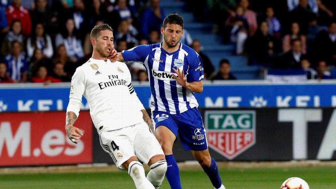 Real Madrid jugará en África en su debut de Copa del Rey