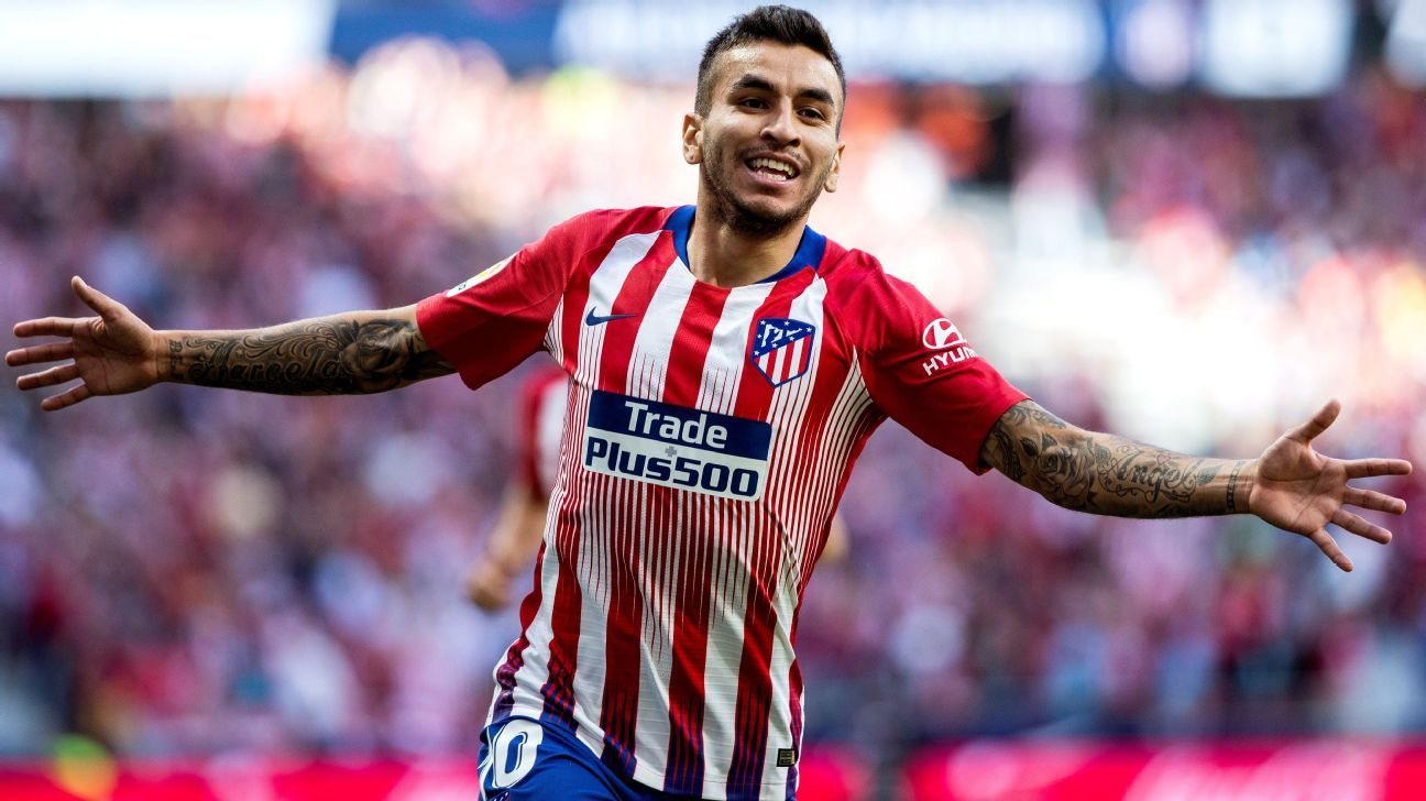 Angel Correa strikes as Atletico Madrid hold off Real Betis late