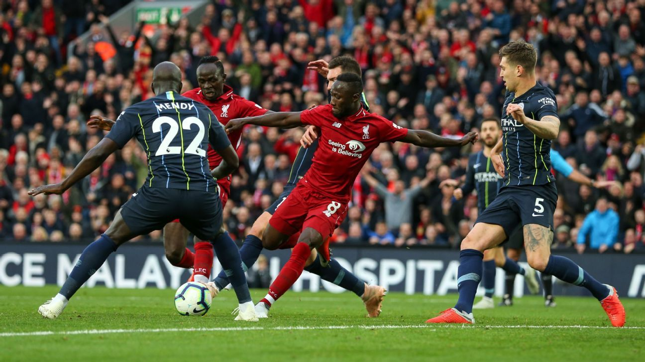 Liverpool's Naby Keita injured during Guinea's AFCON qualifier against Rwanda
