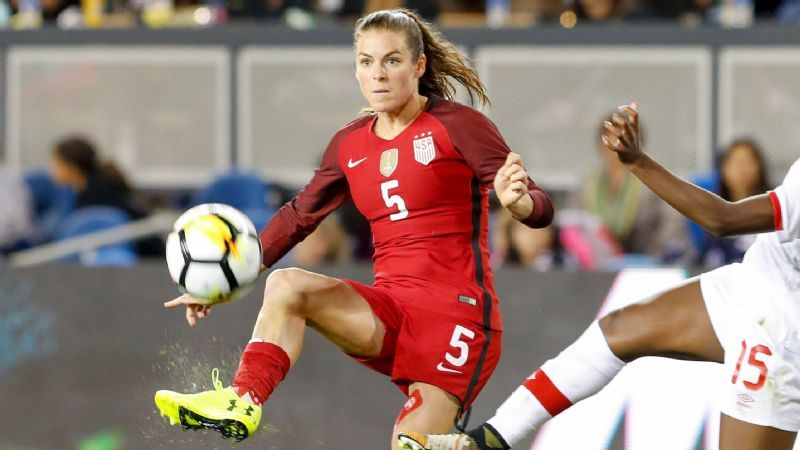 Age just a number for Kelley O Hara and U.S. women s national soccer ... fb243e259