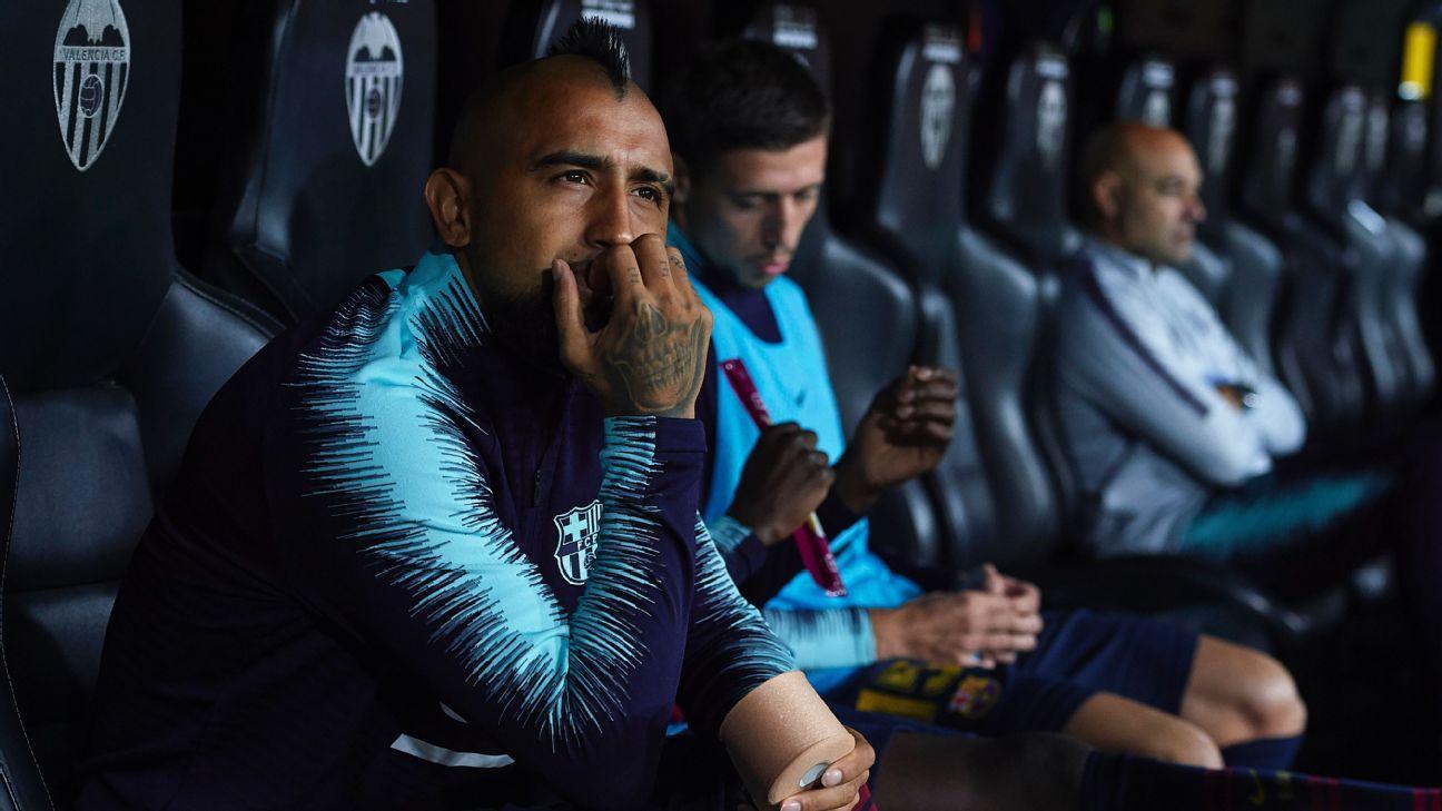 """En España destacan el """"extraño caso de Arturo Vidal"""""""