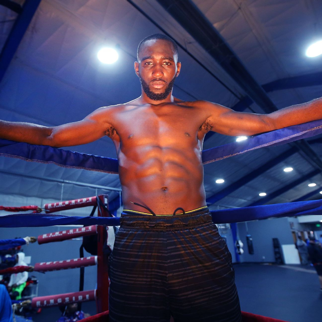 Terence Crawford-Jeff Horn - The Education Of Bud Crawford