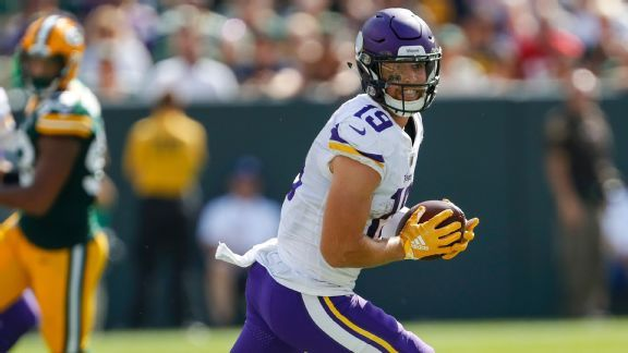Larry Fitzgerald will always be a fan of Vikings, Adam Thielen