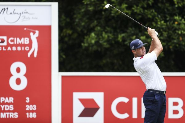 Gary Woodland shares CIMB lead with Marc Leishman, Shubhankar Sharma