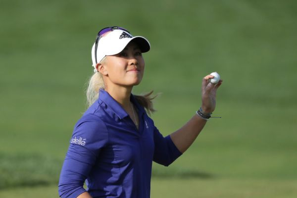 Danielle Kang finishes strong to win LPGA Shanghai by 2 shots