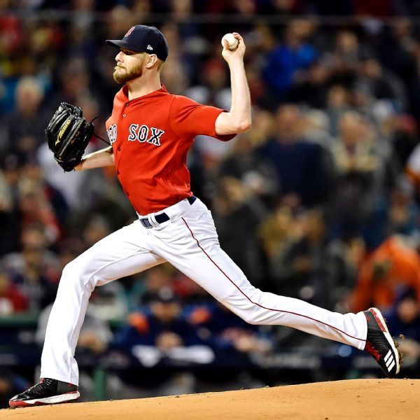 Feeling better, Chris Sale ready to make next start for Red Sox