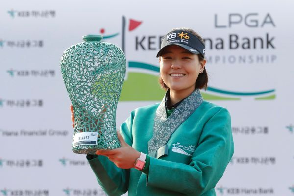 In Gee Chun wins KEB Hana Bank Championship