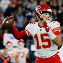 Mahomes takes an L for first time as a starter