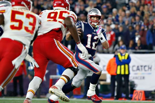 Breeland Speaks says he let Tom Brady out of his grasp