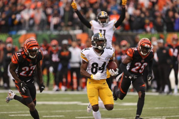 Vontaze Burfict should 'grow up,' be suspended for hit on Antonio Brown, teammates say
