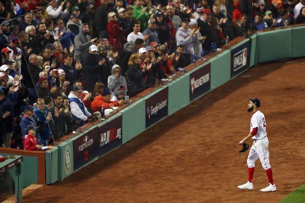 David Price turns around postseason narrative in Red Sox's Game 2 win
