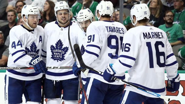 Roundtable: Will the Maple Leafs win the East? How many goals will Auston Matthews score?