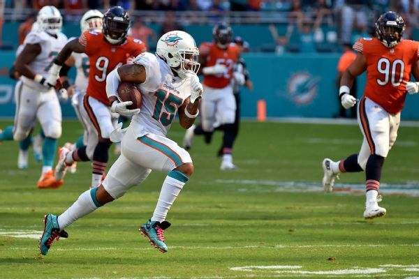 Dolphins' Albert Wilson avoids surgery but likely going on season-ending IR