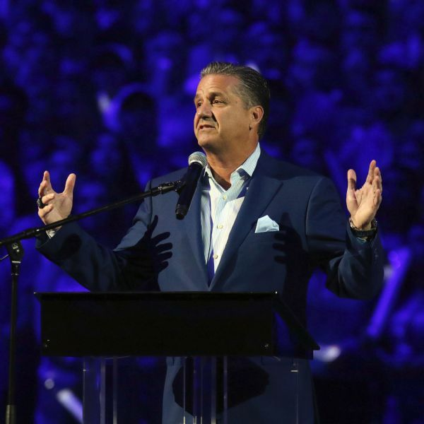 Kentucky's John Calipari: Those skipping college for G League should have education guaranteed