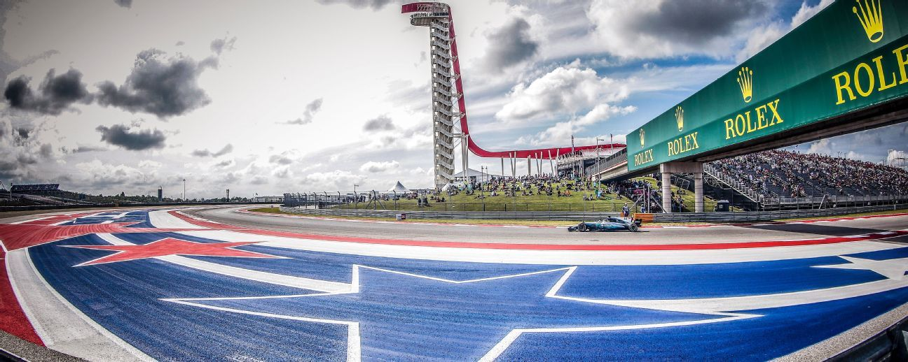 Neumáticos blando, superblando y ultrablando en Austin