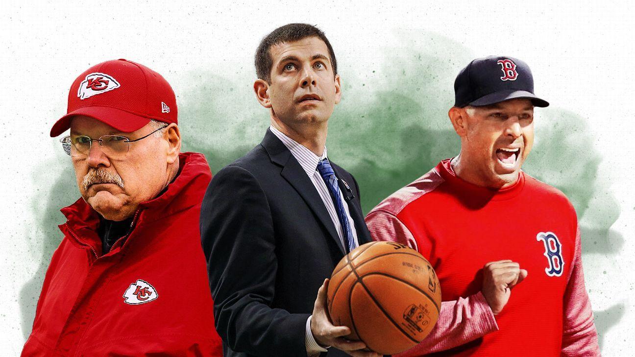 El draft de los mejores entrenadores: Top 10 en los deportes