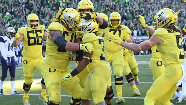 Ducks make jump, but is Pac-12 really relevant in CFP picture?