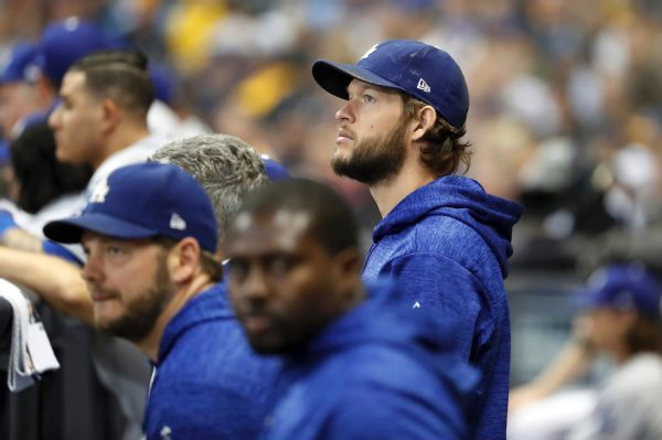 Dodgers' Clayton Kershaw hasn't decided whether he'll opt out