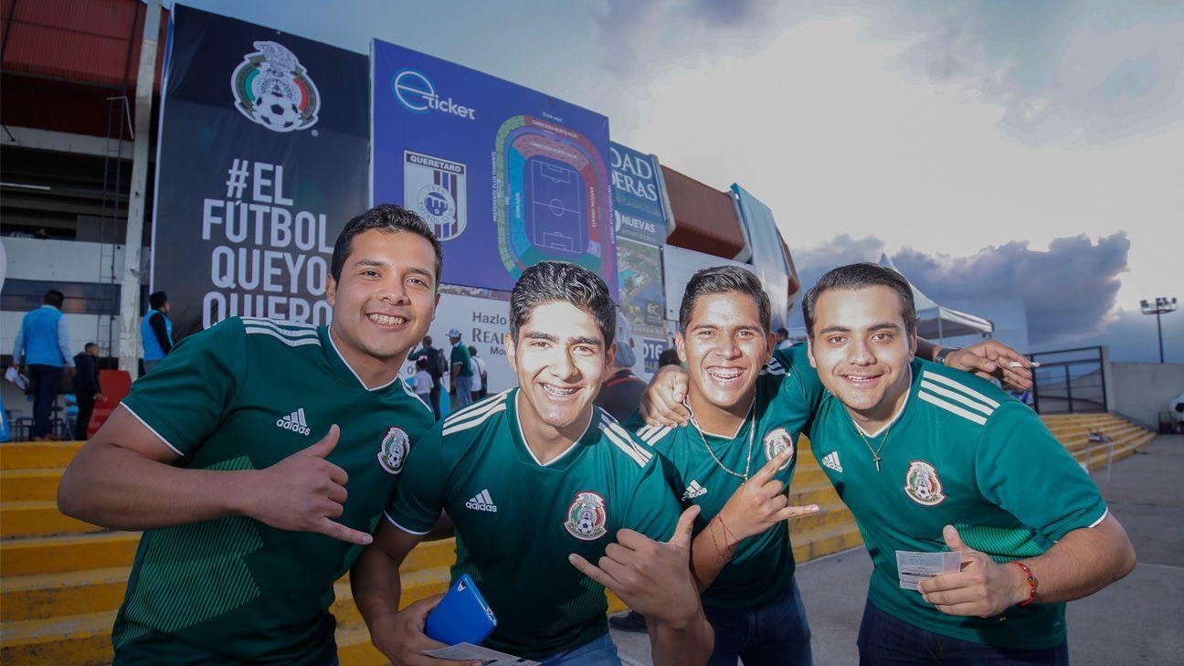 Aficionados del Tri del interior del país piden a gritos más juegos del equipo