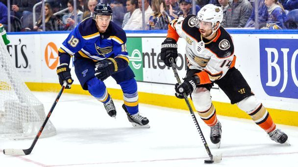 Adam Henrique relishing hard-nosed battles with the Ducks
