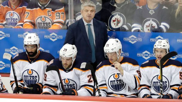 NHL Hot Seat Index: Checking in on all 31 coaches