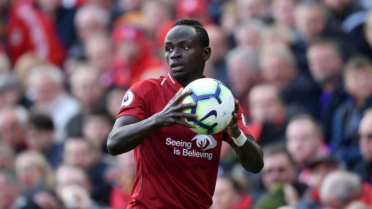 Liverpool's Sadio Mane undergoes surgery on broken left thumb
