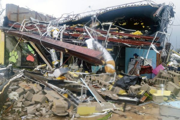 FSU's Janarius Robinson returns to practice, describes Panama City devastation