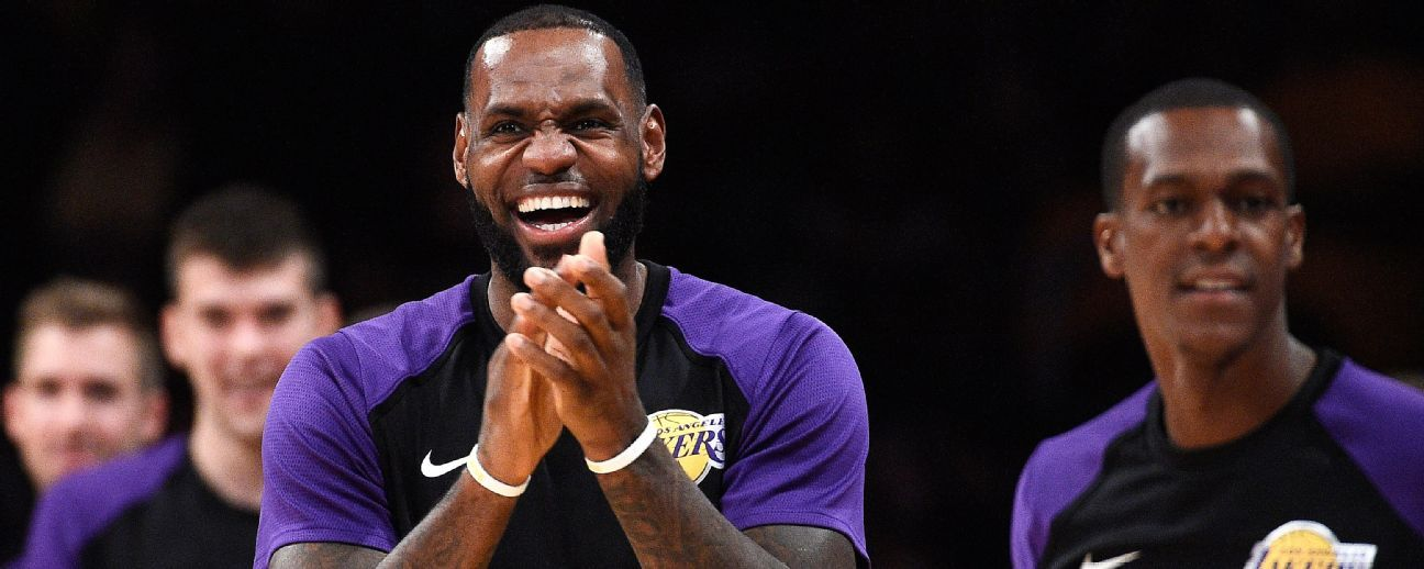 LeBron and the Lakers' debut: Predictions and expert analysis