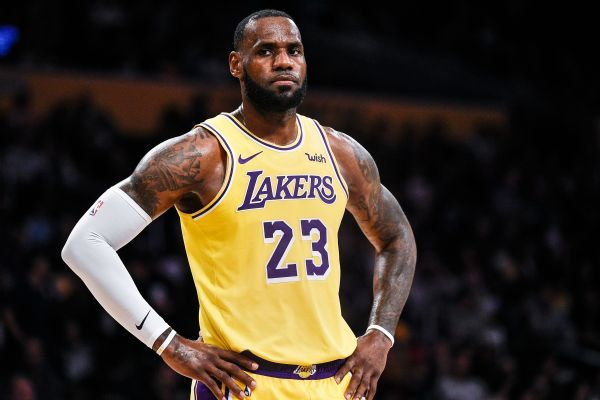 Lakers' LeBron James: 'Can approach every day like a champion'