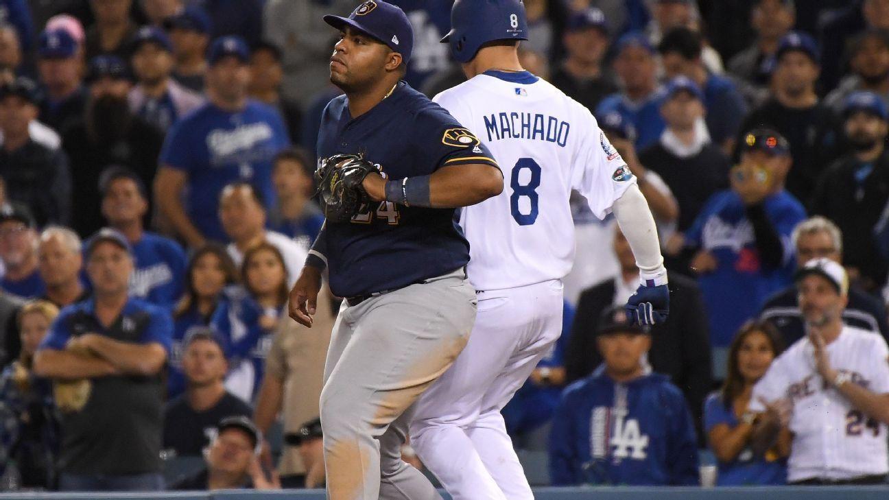 Fuente: Machado, multado por altercado con Aguilar