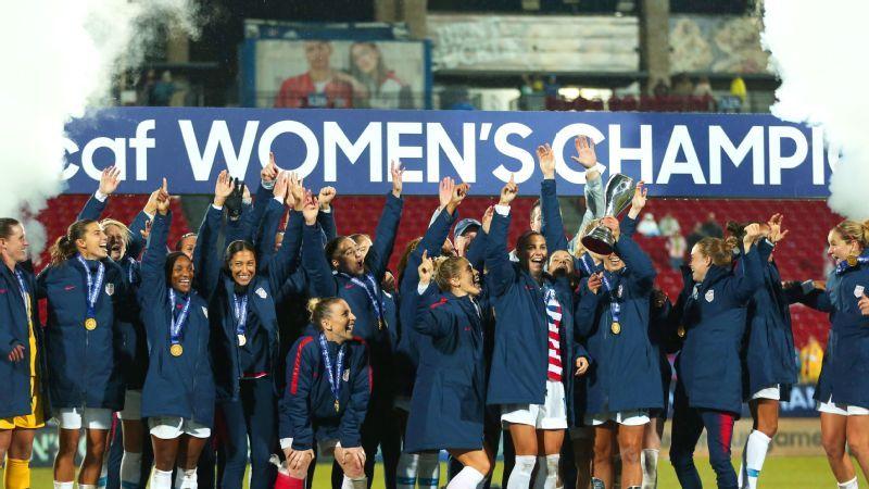 Rose Lavelle, Alex Morgan score as U.S. stays unbeaten in 2018