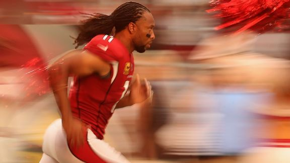 Fantasy stock watch: Time to move on from Larry Fitzgerald?