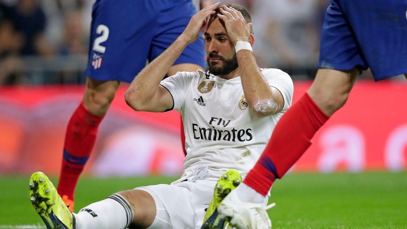 Karim Benzema niega implicación en intento de secuestro