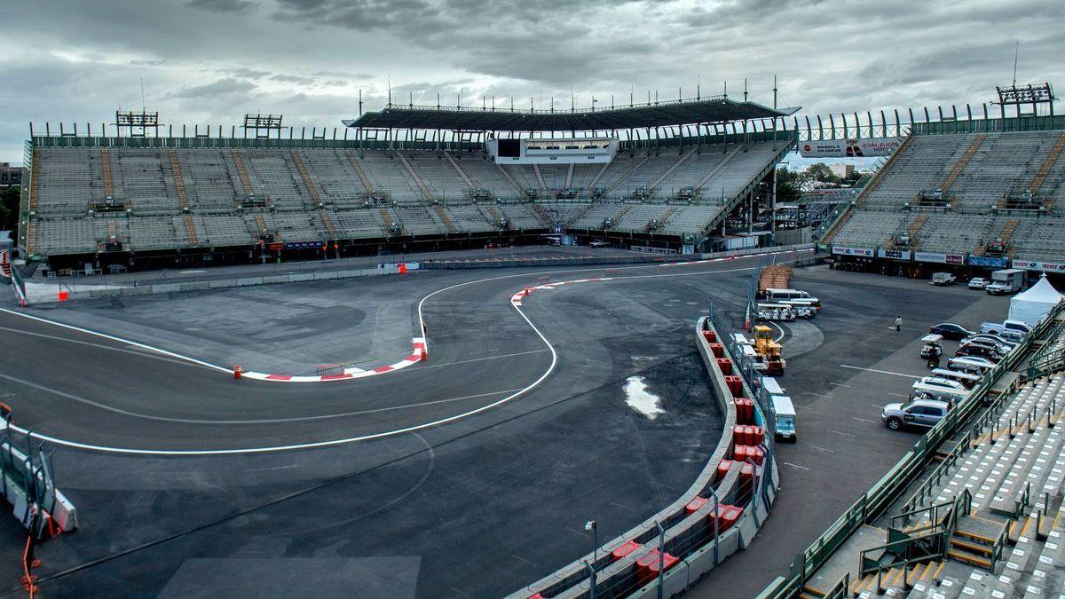 AHR, una fortaleza a ocho días del Gran Premio de México