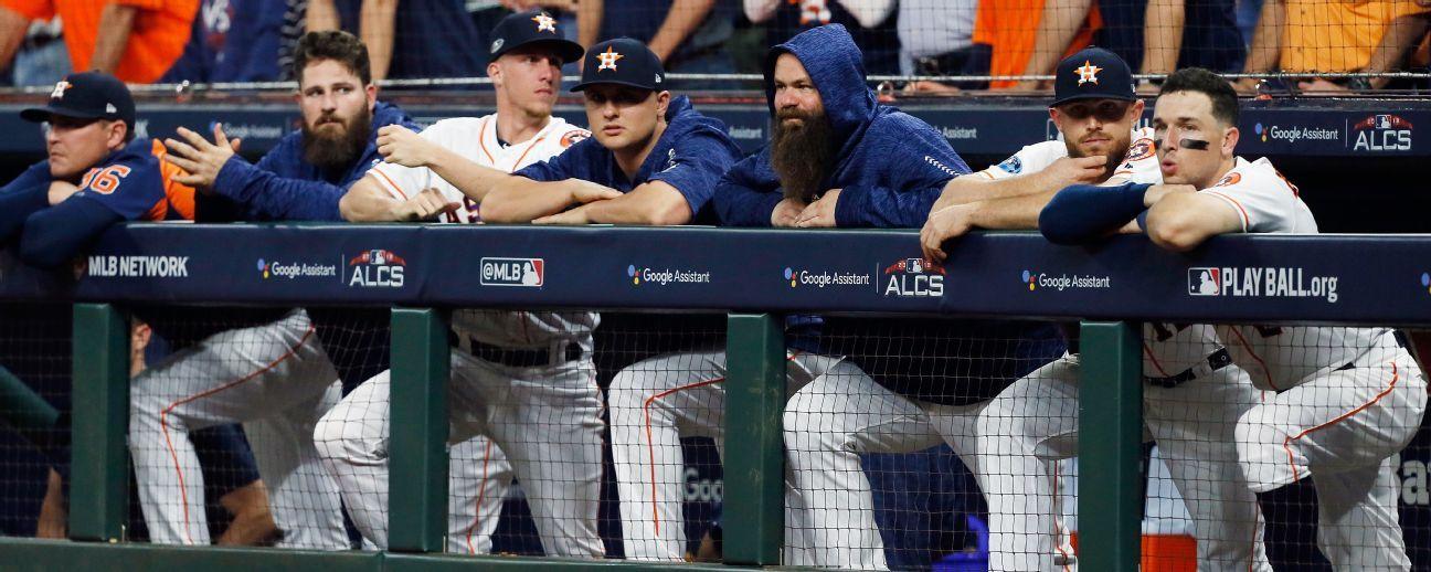 Los Astros se van con la cara en alto