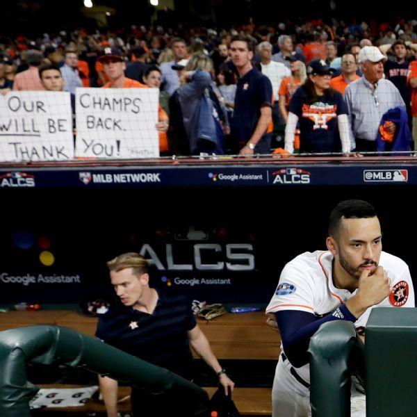 Alex Bregman says failing to repeat will give Astros 'an edge' next season