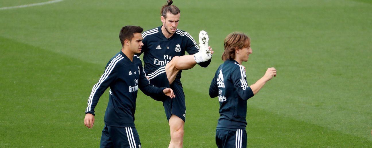 Lopetegui es optimista y espera recuperar a Bale y Benzema para recibir al Levante