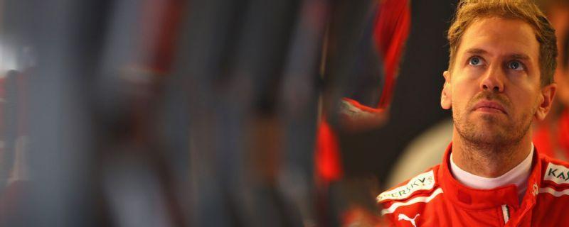 Sebastian Vettel hit with three-place grid penalty for U.S. Grand Prix