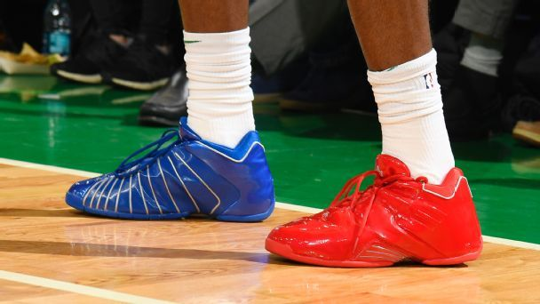 Which NBA player had the best kicks in the first week of the season?