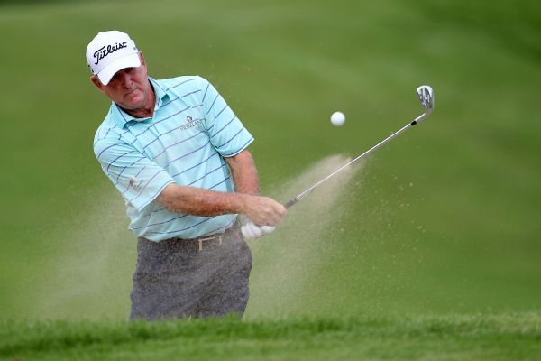 Jay Haas leads Dominion Energy Charity Classic after 7-under 65