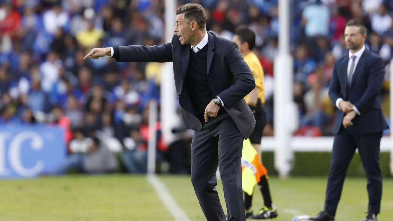 Caixinha afirma que Cruz Azul subirá en la Copa MX