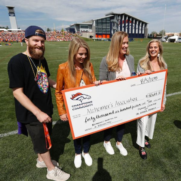 Pat Bowlen's daughter Brittany wants to run Broncos one day