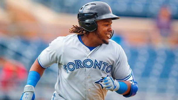 More AFL takeaways: Vlad Jr. ready as ever as he waits to be called up
