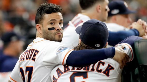 What's next for Astros, Brewers after their LCS losses