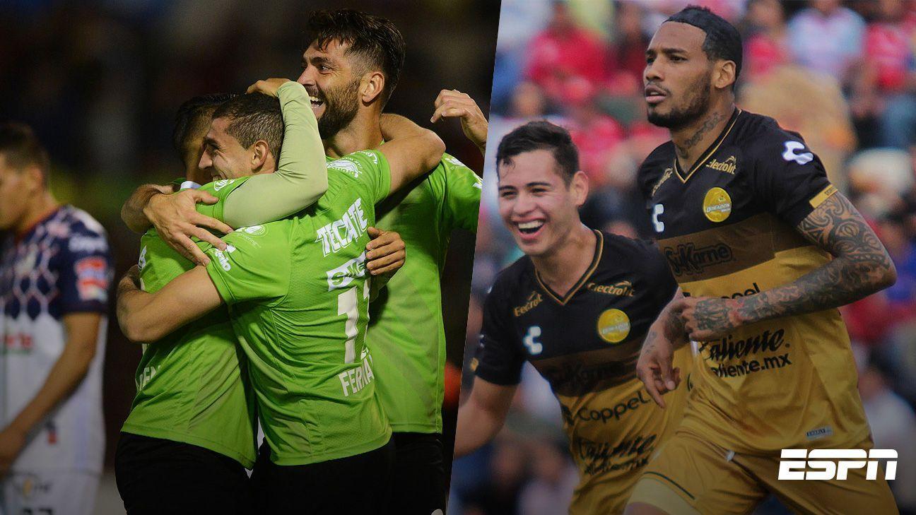 Juárez se afianza en la cima; Dorados sigue en plan ascendente
