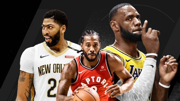 NBA Power Rankings: A new top 10 and a few big risers